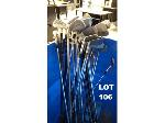 Lot: 106 - (13) Golf Clubs