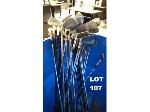 Lot: 107 - (12) Golf Clubs