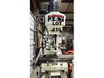 Lot: 115 - JET Vertical Milling Machine