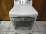 Lot: A7208 - Like New LG TrueSteam Gas/Electric Dryer
