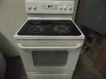 Lot: A7211 - Working GE 30-inch Electric Range Oven