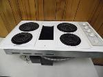 Lot: A7218 - Whirlpool 36-inch Cooktop w/Down Draft Vent