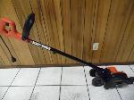 Lot: A7224 - Working Black & Decker Electric Edger