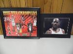 Lot: A7231 - 1996 Chicago Bulls Championship Poster
