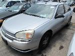 Lot: 1813206 - 2005 CHEVROLET MALIBU *KEY - STARTS
