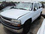 Lot: 1813346 - 2001 CHEVROLET TAHOE SUV