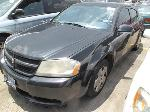Lot: 1814611 - 2008 DODGE AVENGER *KEY - STARTS