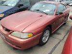 Lot: 1814704 - 1997 FORD MUSTANG