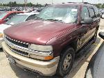 Lot: 1815413 - 2000 CHEVROLET TAHOE SUV