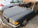 Lot: 007119 - 1981 Mercedez Sedan