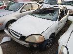 Lot: 072604 - 1997 Honda Civic