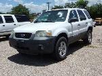 Lot: 137 - 2006 FORD ESCAPE SUV