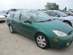 Lot: 09-184682 - 2002 FORD FOCUS ZTS