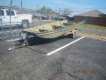 Lot: 7.WACO - 1972 16-FT POLARKRAFT BOAT, MOTOR & TRAILER