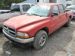 Lot: 605 - 2000 DODGE DAKOTA PICKUP - KEY