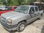 Lot: 608 - 2004 CHEVROLET SILVERADO PICKUP - KEY