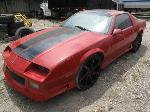 Lot: 610 - 1991 CHEVROLET CAMARO - KEY