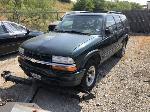 Lot: 48685 - 2000 CHEVROLET BLAZER SUV