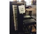 Lot: 5831 - Piano w/ Benches