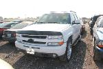 Lot: 52645.EPD - 2002 CHEVY TAHOE SUV