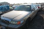 Lot: 52806.EPD - 2002 MERCURY GRAND MARQUIS