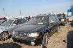 Lot: 52820.FHPD - 2003 SUBARU FORESTER SUV