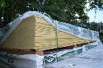 Lot: 520 - Hardieplank Cedarmill Primed Siding