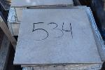 Lot: 534 - Mixed Pallet of Tile