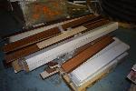 Lot: 570 - (8 boxes) Wood Flooring