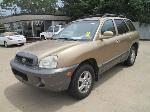 Lot: 01 - 2002 Hyundai Santa fe SUV