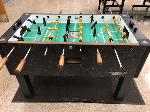 Lot: PARD-3 - Foosball Table & Basketball Rack