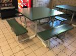Lot: PARD-7 - Chair, Table & Dry Erase boards
