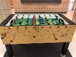 Lot: PARD-9 - Game Tables & Volleyball Set