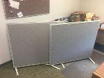 Lot: PARD-10 - Wall Dividers & Steps