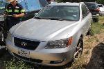 Lot: 010 - 2007 HYUNDAI SONATA