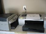 Lot: 12 - (2) HP Printers