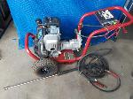Lot: F105 - POWER WASHER