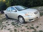Lot: 203 - 2004 Toyota Corolla - Runs & Drives