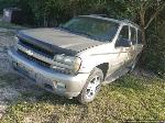 Lot: 204 - 2003 Chevrolet Trailblazer 4x4 SUV - Runs