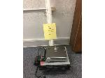 Lot: 28 - Projectors, Projector Screen & Misc