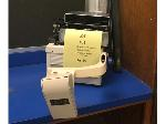 Lot: 31 - Projectors, Projector Screen & Misc