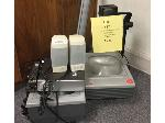 Lot: 32 - Projectors, Projector Screen & Misc