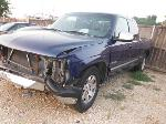 Lot: 07-627477C - 2000 CHEVROLET SILVERADO 1500 PICKUP