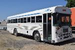 Lot: V-41 - 2003 Bluebird Bus