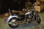 Lot: V-45 - 2004 Yamaha V-Star