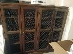 Lot: 36.PU - (2) Wooden Bookshelves