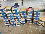 Lot: 40.PU - (43 Pairs) of Mizuno Franchise Shoes