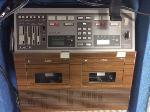 Lot: 47&48.PU - Sony Cassette Recorder & (2) HP Printers