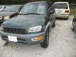 Lot: 817 - 1999 TOYOTA RAV4 SUV - KEY / RUNS