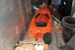 Lot: 003 - LANCER KAYAK